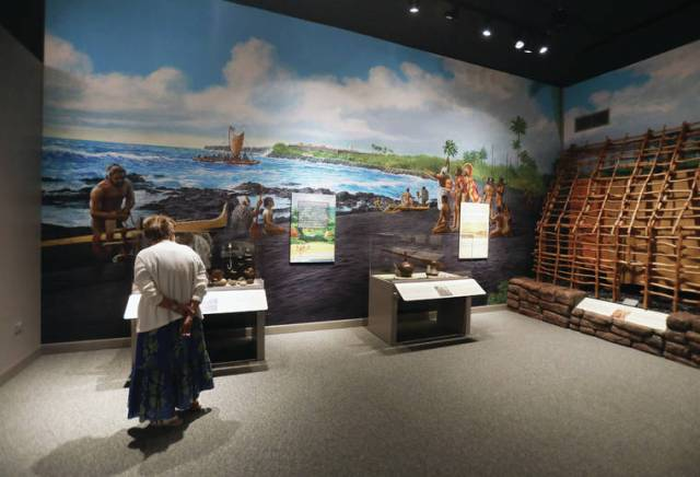 Historical Hawaii: New Lyman Museum gallery portrays five different time periods