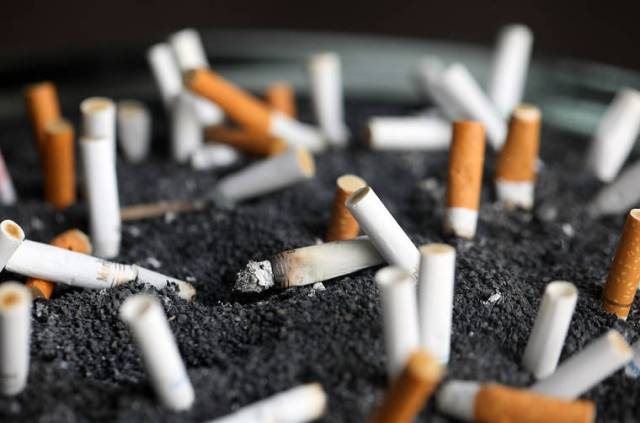 Did COVID-19 stress, uncertainty stall anti-smoking push?