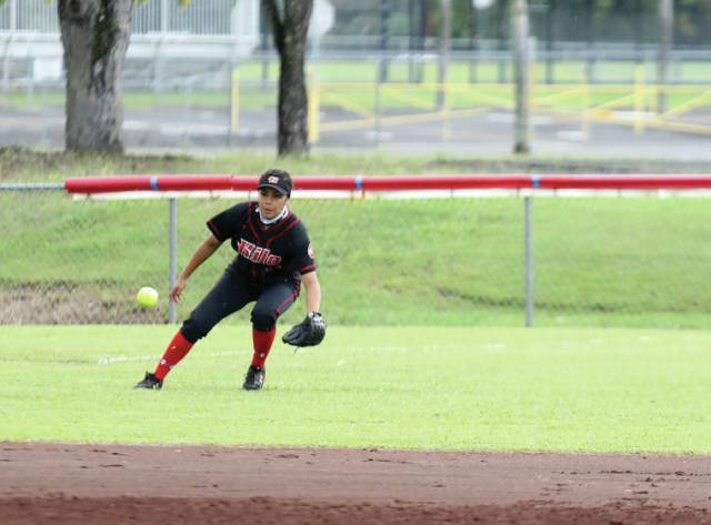 Softball: Powered by pitching, Vuls look to continue surge on Oahu
