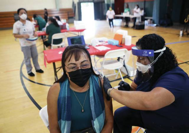Bay Clinic administers COVID vaccine to more than 100 people during event in Keaukaha