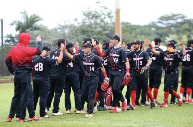 UHH baseball primed for new challenge at PacWest pod series