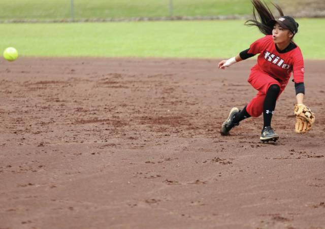 Vulcans tackle new frontier at softball pod series