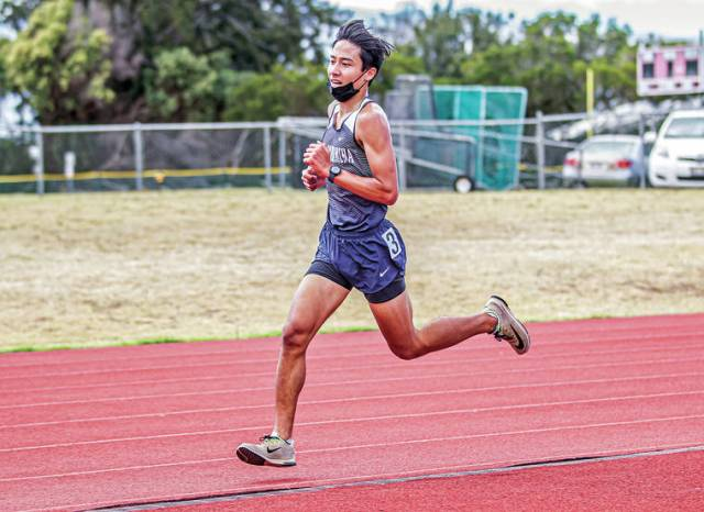 A running start: 'Big Dog' scholarship winners active in pursuit of knowledge