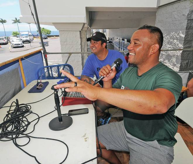 West Hawaii police officer to carry torch to Special Olympics World Games