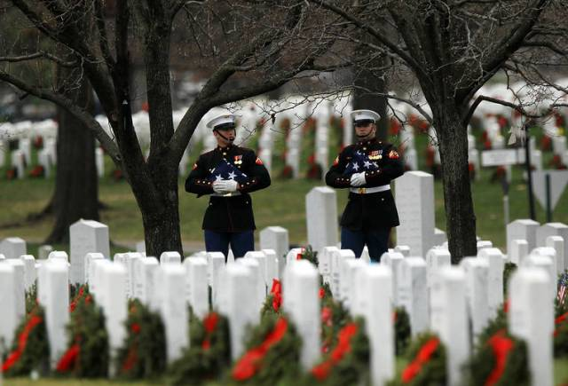 Honoring and remembering our fallen service members for Memorial Day