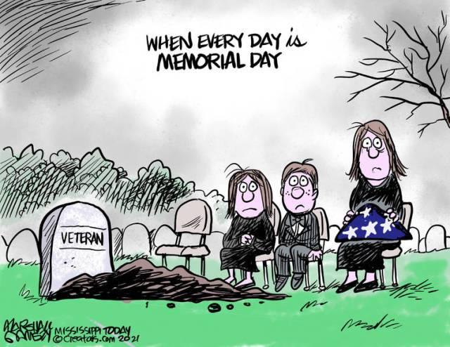 Cartoon for May 29