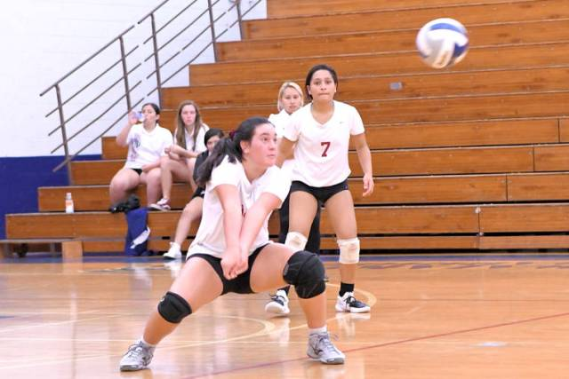 Southside girls volleyball club puts on a show in Las Vegas