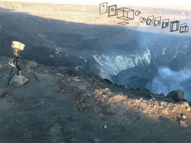 Volcano Watch: New instrument measures lava lake with laser