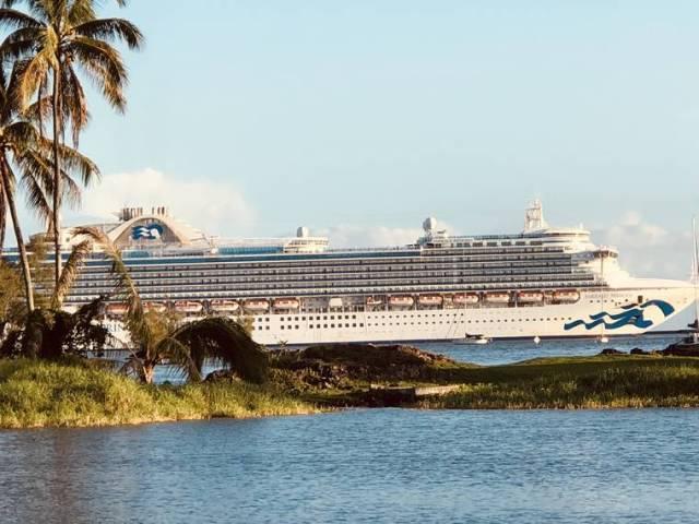 Hawaii cruises to resume
