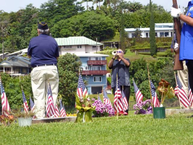 Hilo commemorates Memorial Day in person