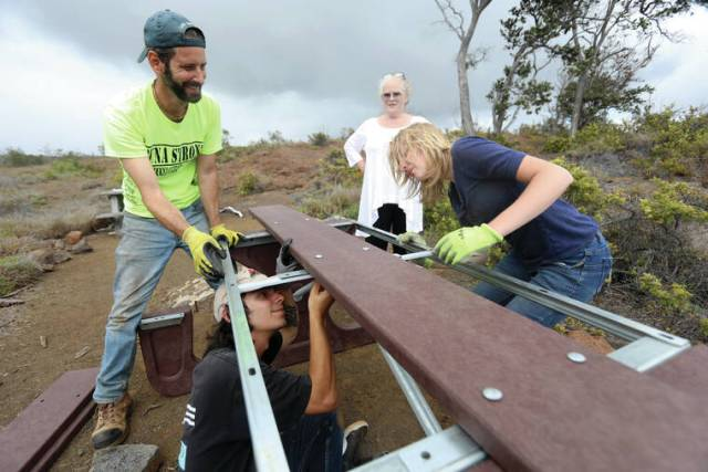 Donations spur 'Guardians of the Trails' at HVNP
