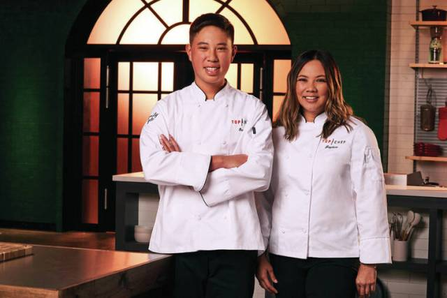 Let's Talk Food: Hawaii is represented on 'Top Chef Family Style'