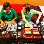 Beatrix* JAR is a Minneapolis based sound-art duo: Bianca Pettis (Beatrix) and Jacob Aaron Roske (JAR).