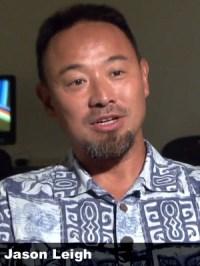 Jason Leigh | Image Courtesy University of Hawaii System