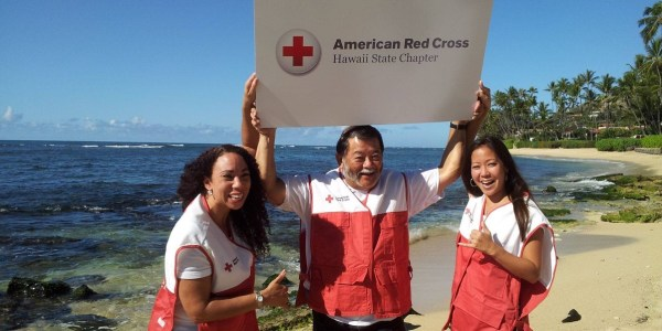 Red Cross Hawaii State Chapter