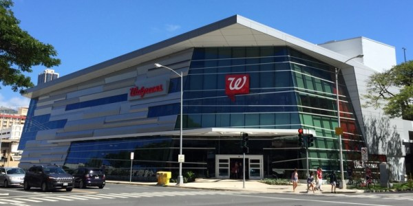 Walgreens at Kalia