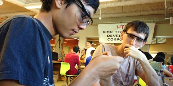 Honolulu Mini Maker Faire by Burt Lum