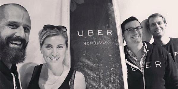 Uber Hawaii Team
