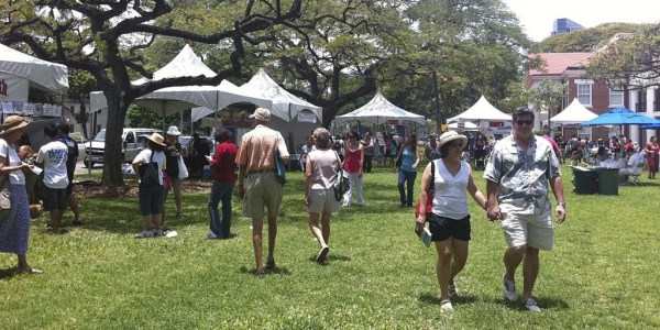 Hawaii Book and Music Festival