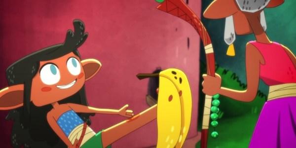 Chris Albrecht's Menehunes on Nickelodeon