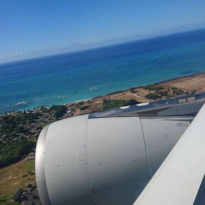また帰って来たハワイ!Back to Hawaii again!