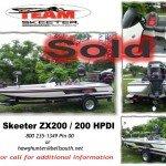 2003 Skeeter ZX200
