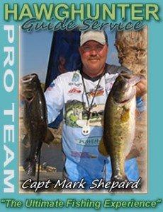 Captain Mark Shepard - South Florida Bass Fishing Guides