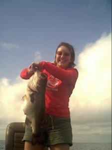 Okeechobee Bass Fishing