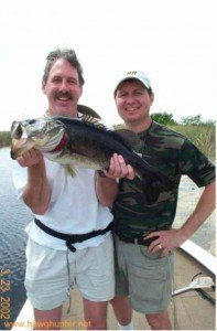 Everglades Bass Fishing