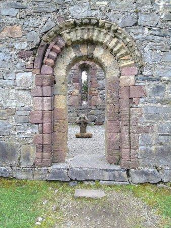 Ruins of Innisfallen Island