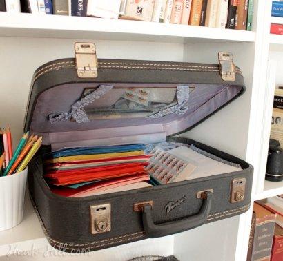 studio apartment organization storage tricks 8