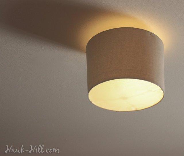 apartment lighting to fix ugly light fixtures