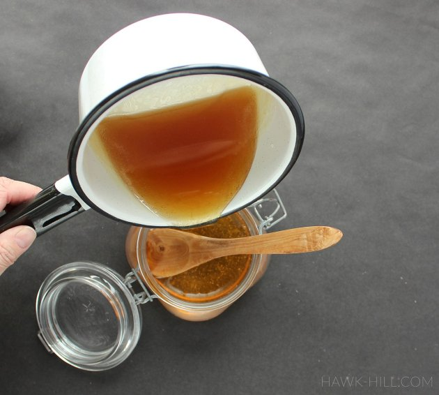 fixing crystallized honey and preventing recrystallization