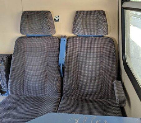 romanian train seats