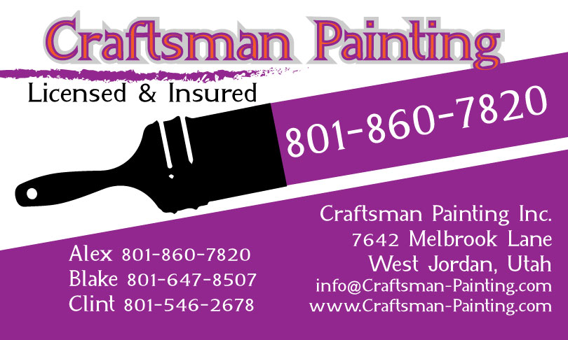 craftsmanPainting