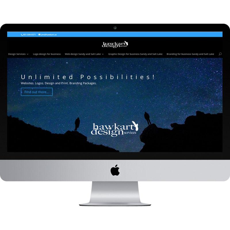 Hawkart Web Design
