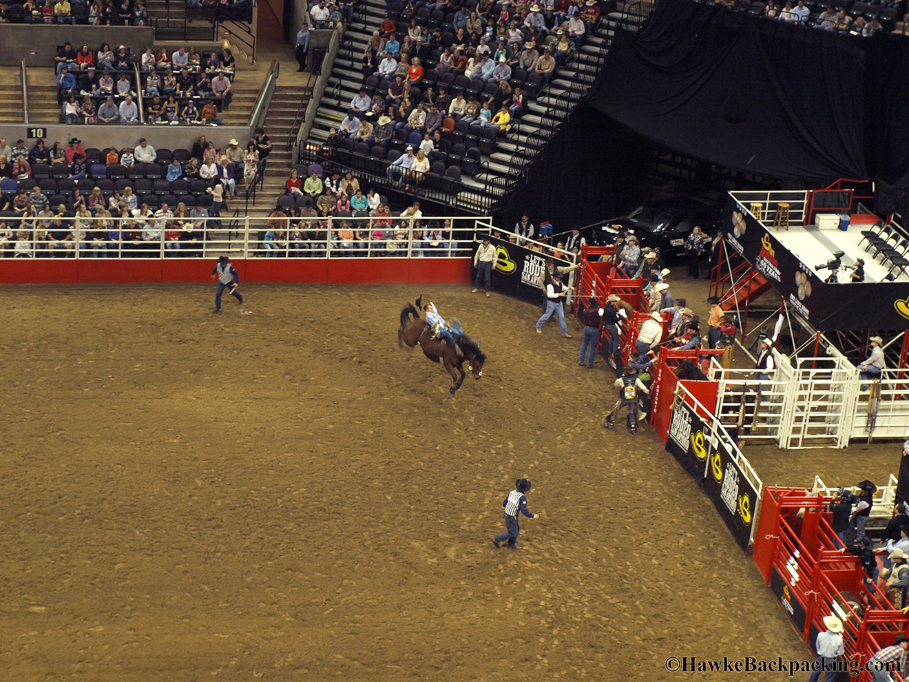 San Antonio Rodeo Hawkebackpacking Com
