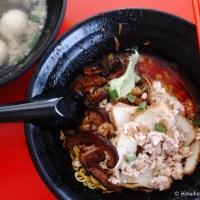 Fa Ji Minced Meat Fishball Noodle in Kovan