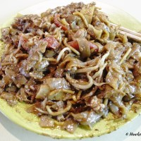 Cockle Fried Kway Teow in Lorong 5 Toa Payoh