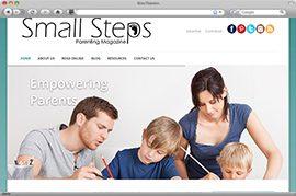 Small Steps Parenting Magazine