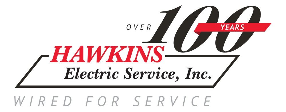 Hawkins Electric Services, Inc. Over 100 years - Wired for Service