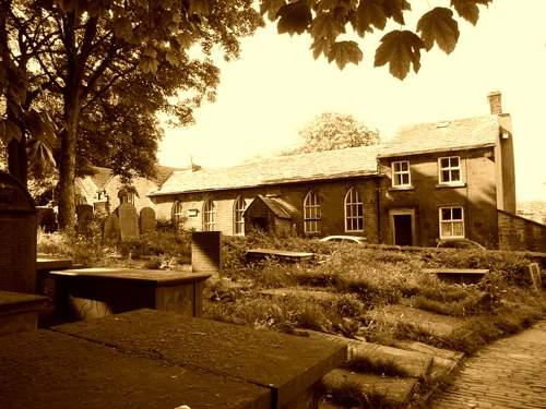 The Old Schoolroom Haworth