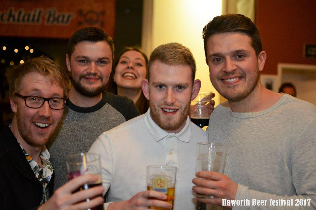 Haworth Beer Festival