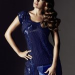 Demi Lovato Kelly Brook in New Look Photoshoot - HawtCelebs