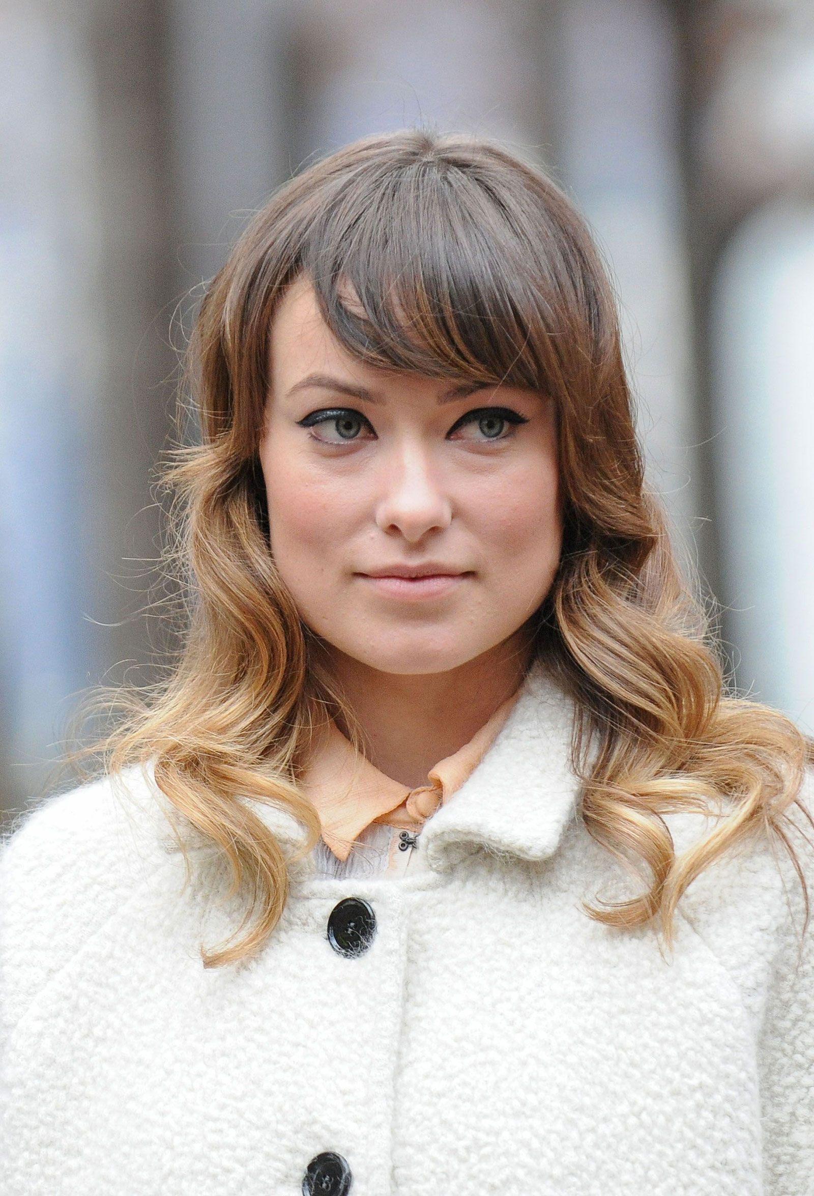 Olivia Wilde At The Longest Week Set In Brooklyn HawtCelebs