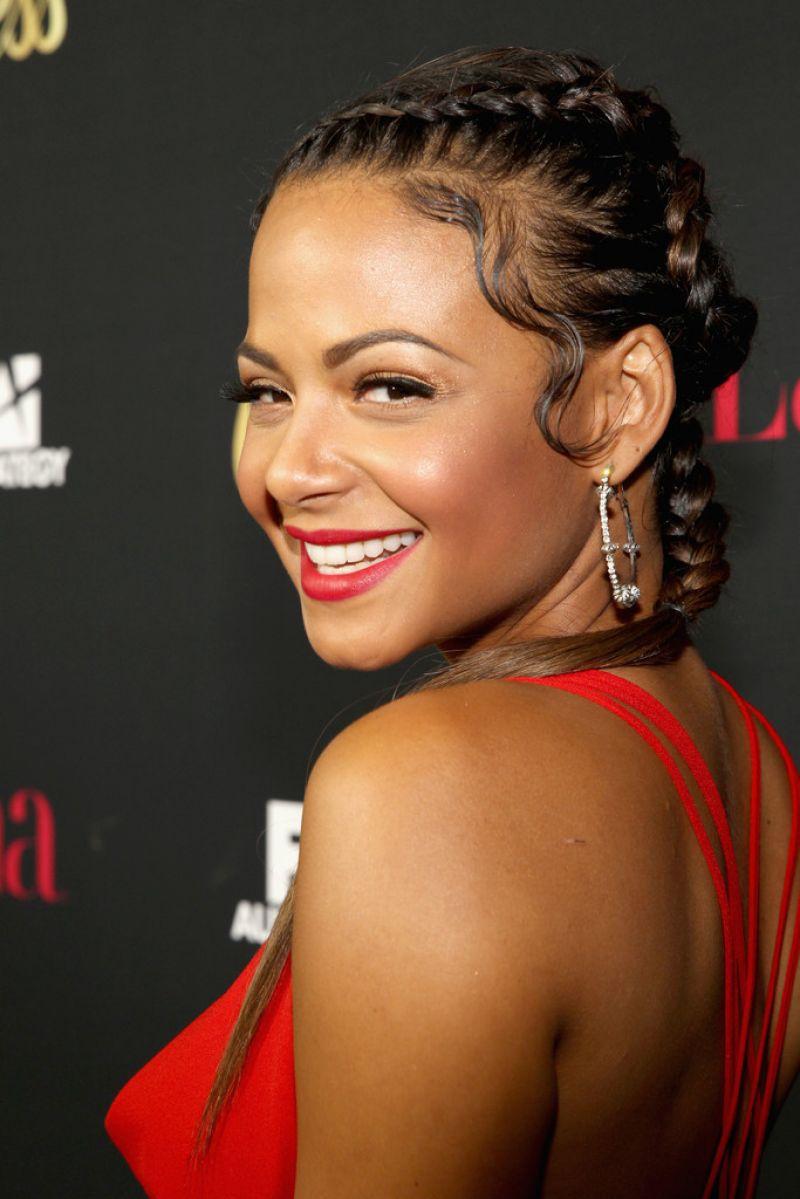 CHRISTINA MILIAN At Latina Magazines Hollywood Hot List