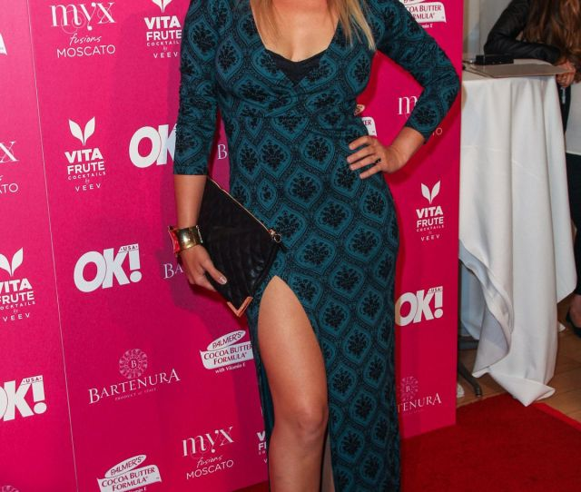 Jodie Sweetin At Ok Maazine S So Sexy Event In West Hollywood_