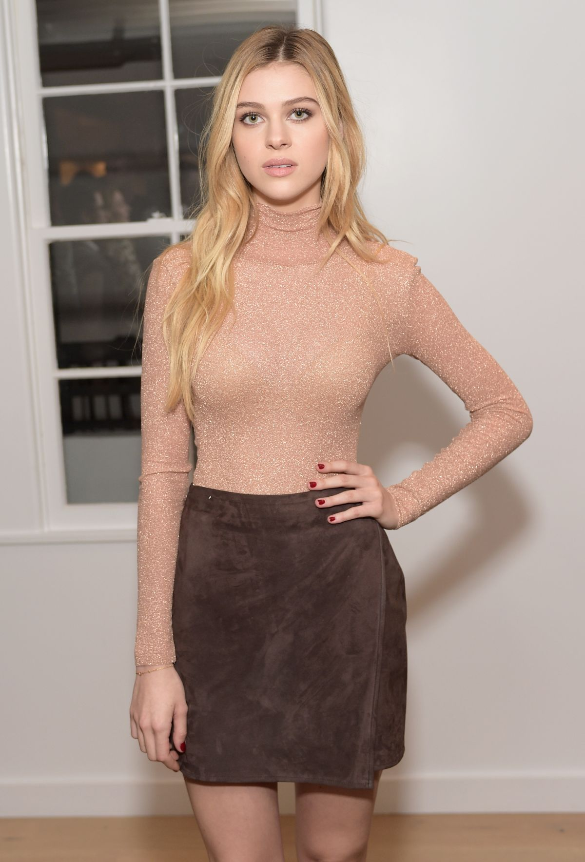 Nicola Peltz At The Apartment By Line La Opening New York Youtube Fashion
