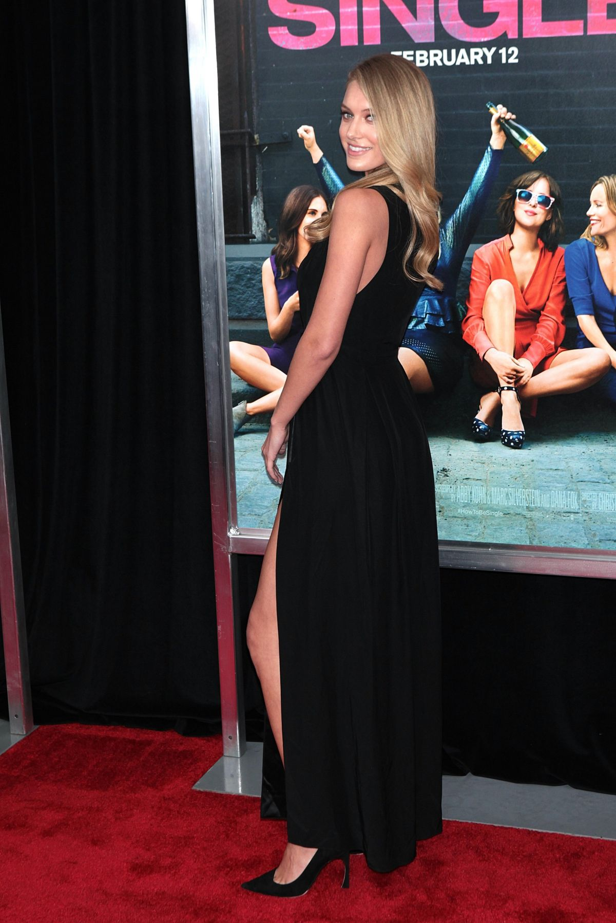 CHARLOTTE KIRK At How To Be Single Premiere In New York 02