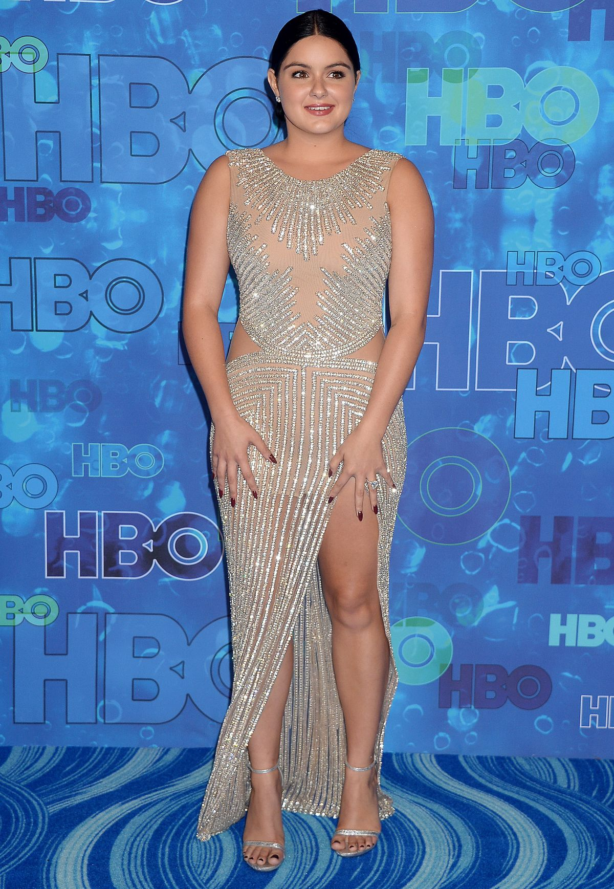 ARIEL WINTER At HBOs 2016 Emmys After Party In Los